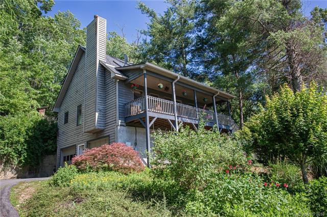 803 Lakey Gap Road, Black Mountain, NC 28711 (#3521046) :: LePage Johnson Realty Group, LLC