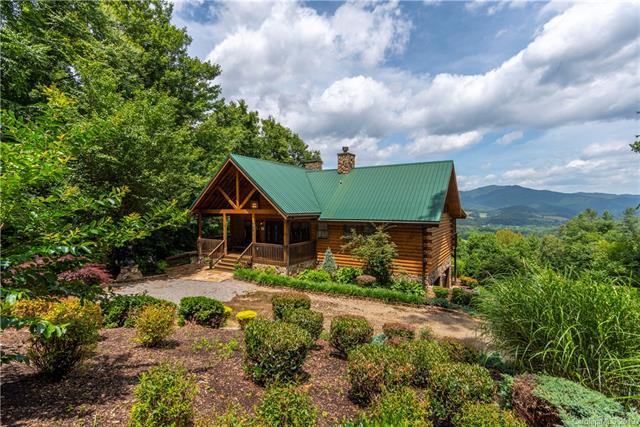 738 Sequoyah Drive, Waynesville, NC 28785 (#3521124) :: Charlotte Home Experts