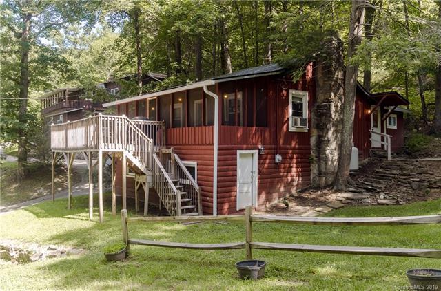 277 Terrace Drive, Chimney Rock, NC 28720 (#3521129) :: Team Honeycutt
