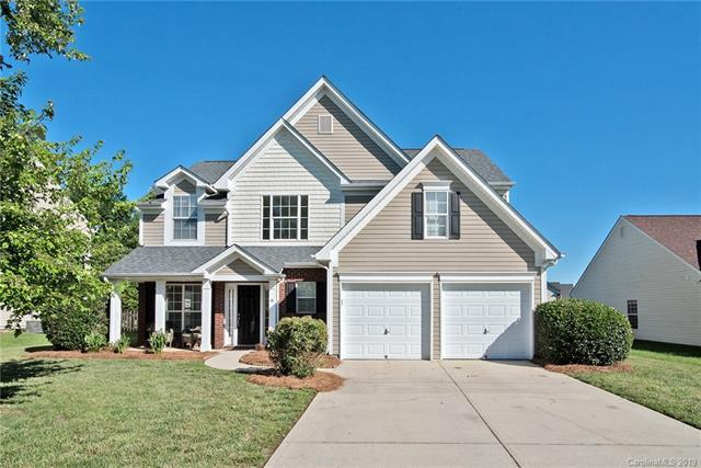 6094 Ironwood Court, Harrisburg, NC 28075 (#3521169) :: The Sarver Group
