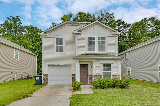 1109 Swearngan Ridge Court #53, Charlotte, NC 28216 (#3521185) :: RE/MAX RESULTS