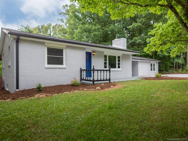 77 Ivy Hill Road, Weaverville, NC 28787 (#3521190) :: Keller Williams Professionals