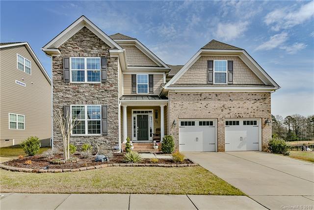 3919 Franklin Meadows Drive, Matthews, NC 28105 (#3521199) :: Exit Realty Vistas