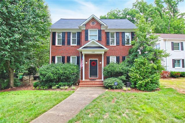 1301 Lilac Road, Charlotte, NC 28209 (#3521206) :: LePage Johnson Realty Group, LLC