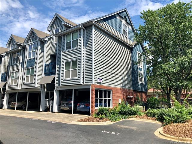 529 N Graham Street 2 A, Charlotte, NC 28202 (#3521229) :: Carlyle Properties