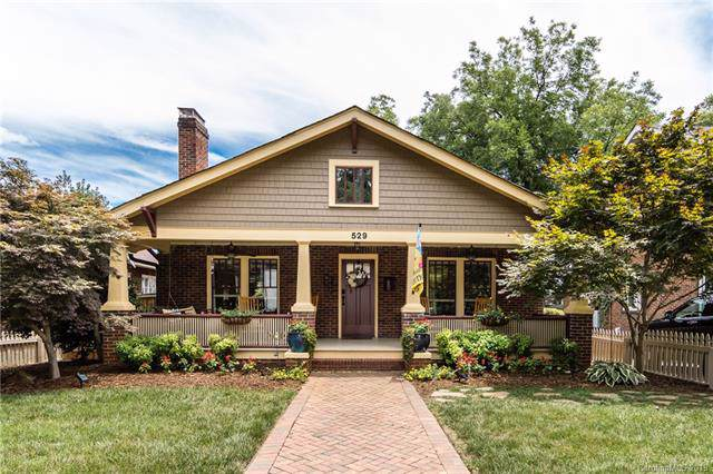 529 S Summit Avenue, Charlotte, NC 28208 (#3521273) :: Miller Realty Group