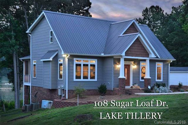 108 Sugar Loaf Drive, Troy, NC 27371 (#3521396) :: LePage Johnson Realty Group, LLC