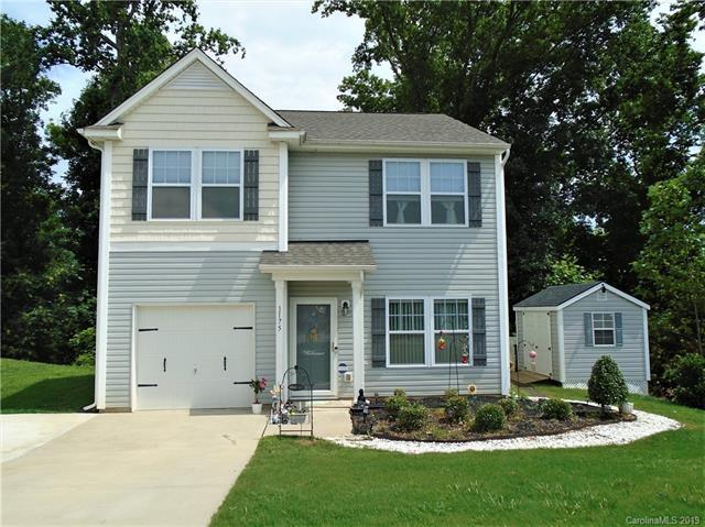 1175 Valley Street, Statesville, NC 28677 (#3521480) :: Chantel Ray Real Estate