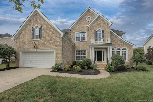 5924 Checkerberry Lane, Huntersville, NC 28078 (#3521482) :: MartinGroup Properties