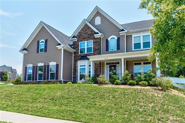 10530 Ivy Close Road, Huntersville, NC 28078 (#3521499) :: Odell Realty