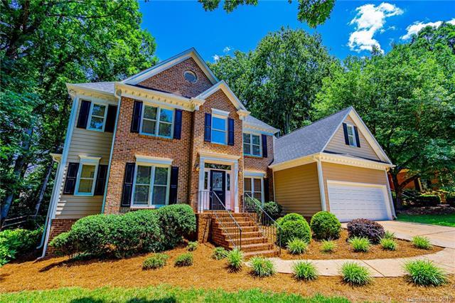 8912 Shorehaven Court, Charlotte, NC 28269 (#3521509) :: High Performance Real Estate Advisors