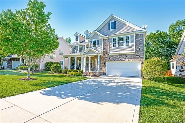 8208 Brisbin Drive, Waxhaw, NC 28173 (#3521518) :: Homes Charlotte