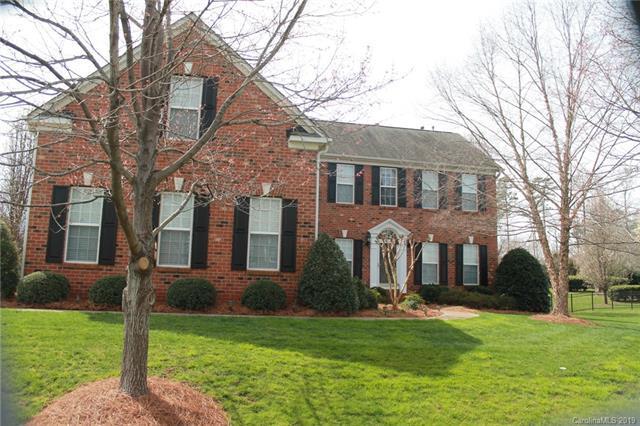 6320 Savannah Grace Lane, Huntersville, NC 28078 (#3521533) :: Rinehart Realty