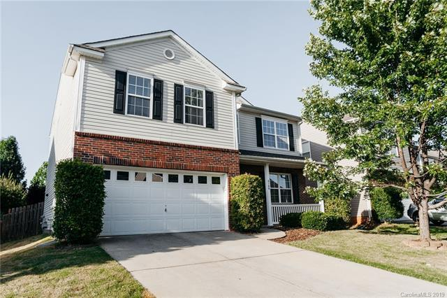 2109 Savannah Hills Drive, Matthews, NC 28105 (#3521578) :: High Performance Real Estate Advisors