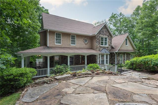 15 Elk Trail, Asheville, NC 28804 (#3521594) :: Keller Williams Professionals