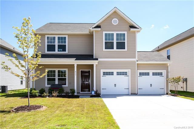 611 Falls Lane, Kannapolis, NC 28081 (#3521598) :: Besecker Homes Team