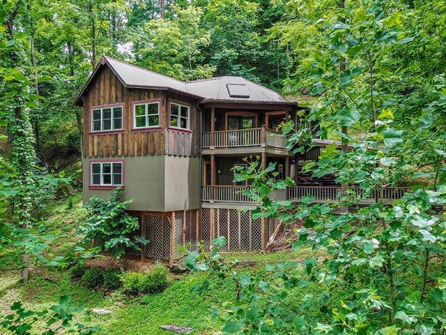 145 Hiaway Trail, Clyde, NC 28721 (#3521607) :: Rinehart Realty