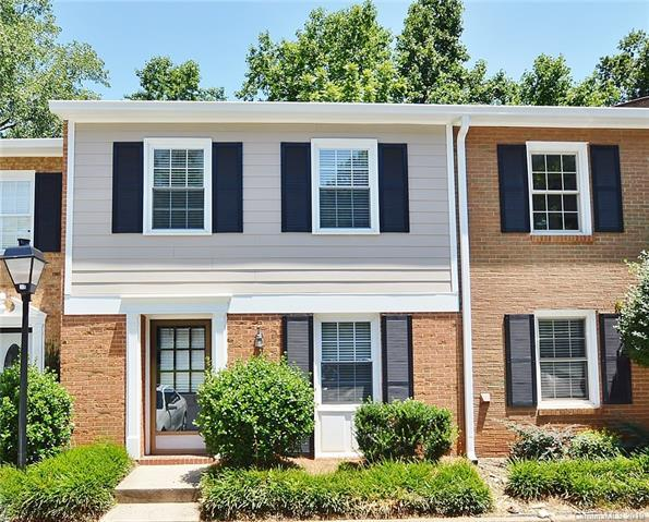 4605 Hedgemore Drive D, Charlotte, NC 28209 (#3521667) :: Stephen Cooley Real Estate Group
