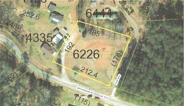 1205 That Way, Lenoir, NC 28645 (#3521727) :: Exit Realty Vistas