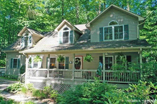 76 Reuben Branch Road, Maggie Valley, NC 28751 (#3521745) :: RE/MAX RESULTS