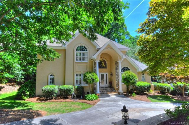 4201 Old Course Drive, Charlotte, NC 28277 (#3521804) :: Stephen Cooley Real Estate Group