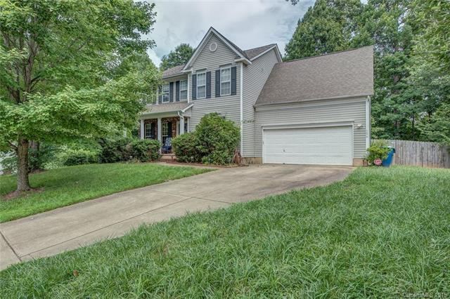124 S Mulberry Court, Mount Holly, NC 28120 (#3521806) :: MECA Realty, LLC