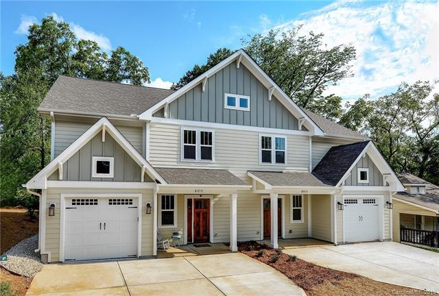 318 State Street B, Charlotte, NC 28208 (#3521850) :: High Performance Real Estate Advisors