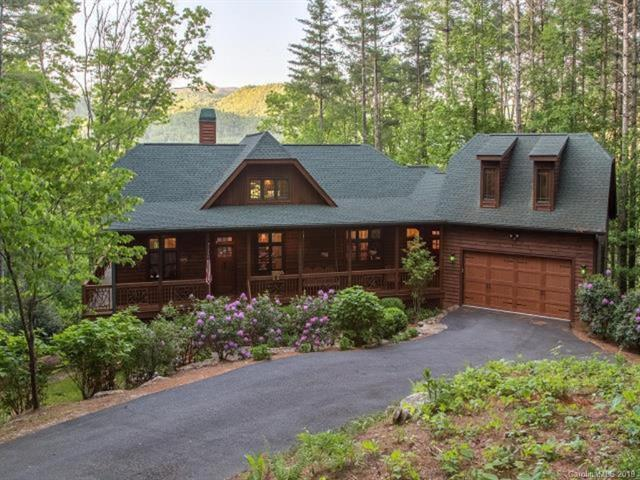 1665 Lake Forest Drive, Tuckasegee, NC 28783 (#3521869) :: RE/MAX RESULTS