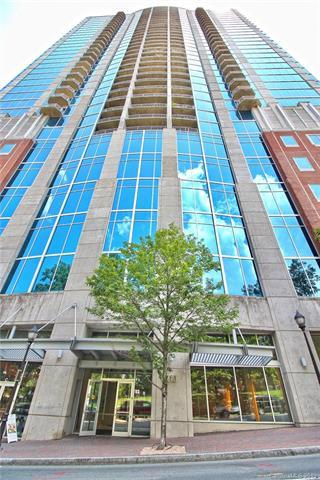 210 N Church Street #1213, Charlotte, NC 28202 (#3521878) :: Mossy Oak Properties Land and Luxury