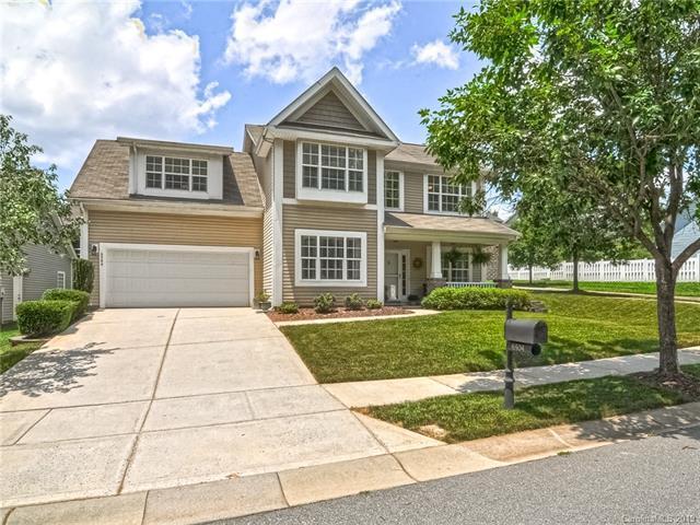 6504 Colonial Garden Drive, Huntersville, NC 28078 (#3521890) :: LePage Johnson Realty Group, LLC