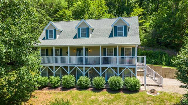 964 Sorrells Cove Road, Clyde, NC 28721 (#3521910) :: Chantel Ray Real Estate