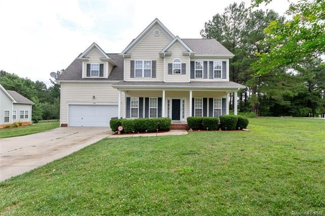 135 Painted Bunting Drive, Troutman, NC 28166 (#3521920) :: Rinehart Realty