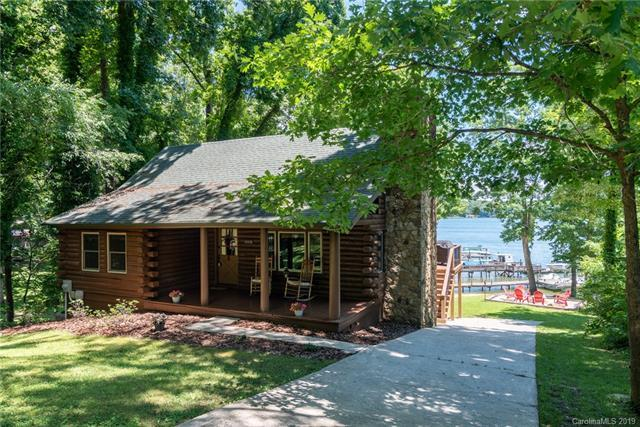4852 Moonlite Bay Drive #15, Sherrills Ford, NC 28673 (#3521953) :: Odell Realty
