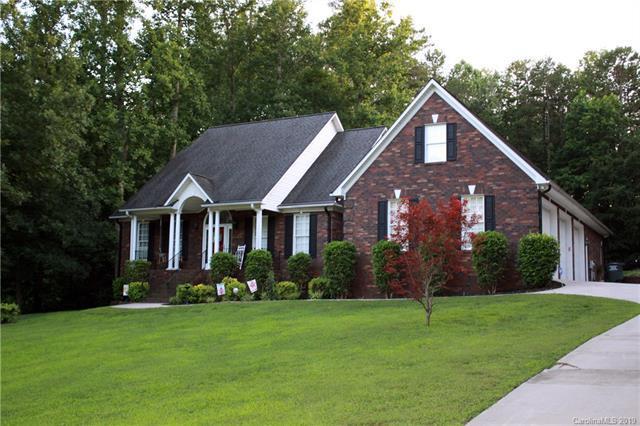 1150 Hawksbury Drive, China Grove, NC 28023 (#3522003) :: LePage Johnson Realty Group, LLC