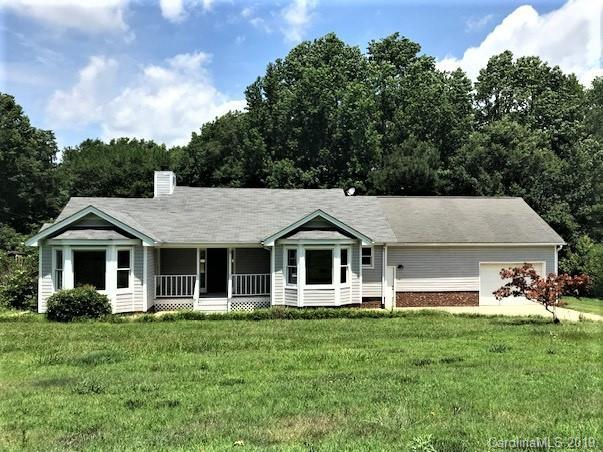 5512 Griffith Road, Monroe, NC 28112 (#3522012) :: Exit Realty Vistas