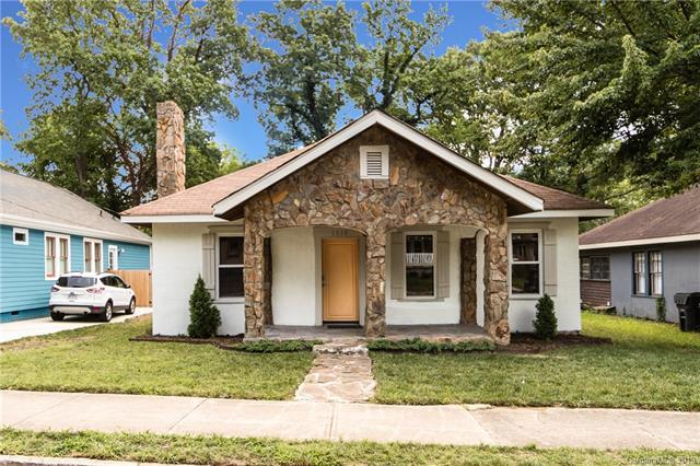 1616 Pegram Street, Charlotte, NC 28205 (#3522127) :: Besecker Homes Team