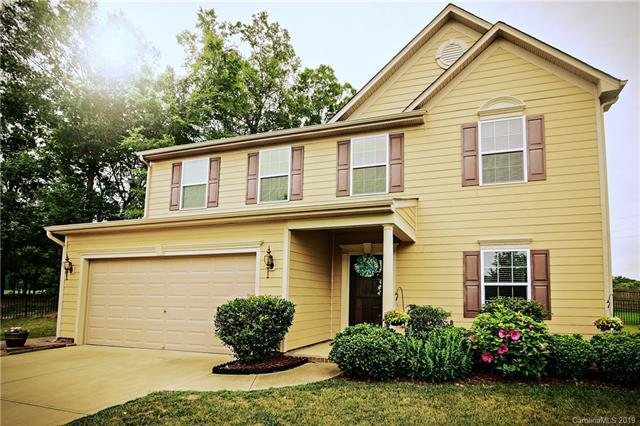 4305 Roundwood Court, Indian Trail, NC 28079 (#3522203) :: Rinehart Realty