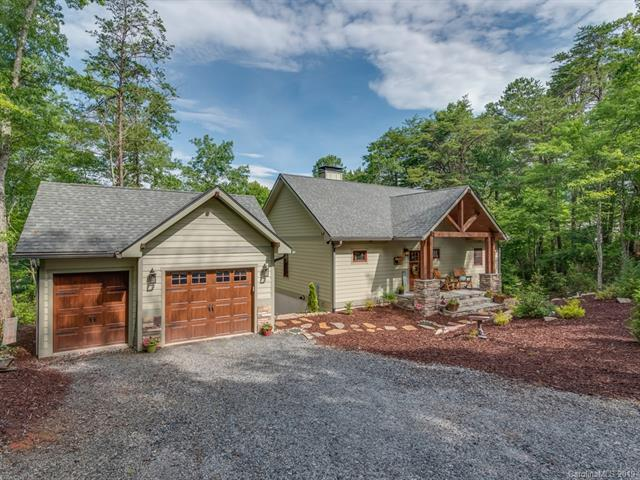 159 Bee Tree Point, Lake Lure, NC 28746 (#3522205) :: Washburn Real Estate