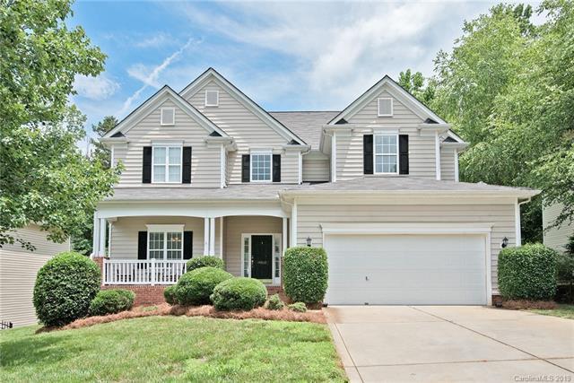14502 Maclauren Lane, Huntersville, NC 28078 (#3522208) :: Odell Realty