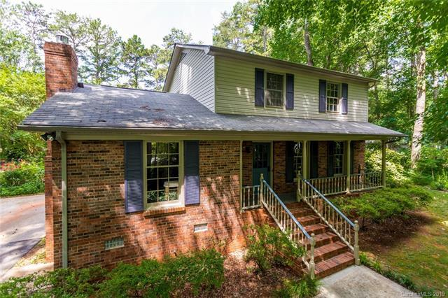4619 Pine Needle Trail, Mint Hill, NC 28227 (#3522210) :: Odell Realty