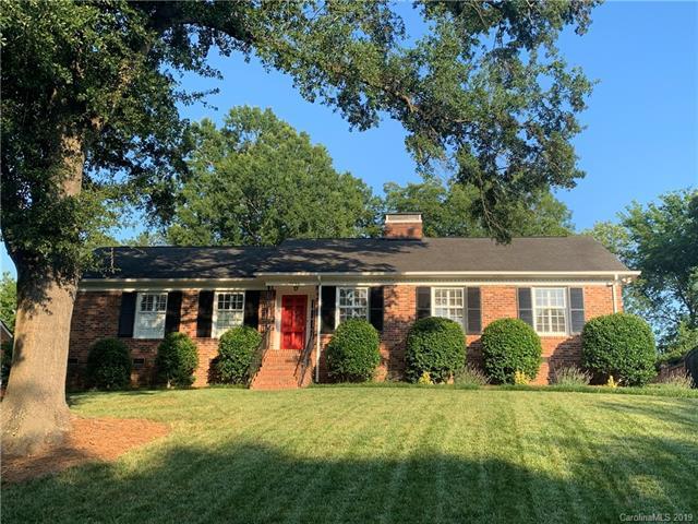 2224 Sagamore Road, Charlotte, NC 28209 (#3522217) :: High Performance Real Estate Advisors