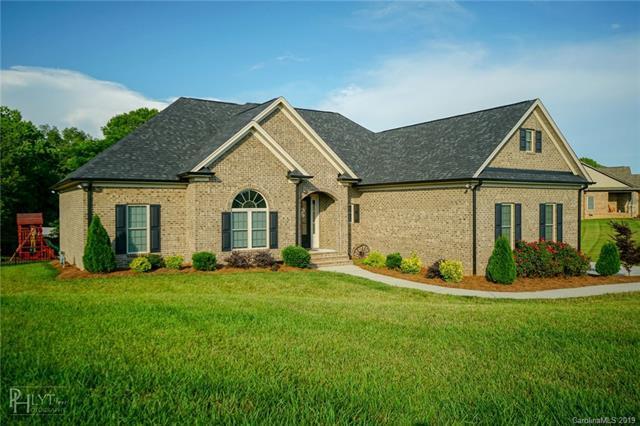 1809 Scuffle Hill Drive, Monroe, NC 28110 (#3522294) :: MECA Realty, LLC