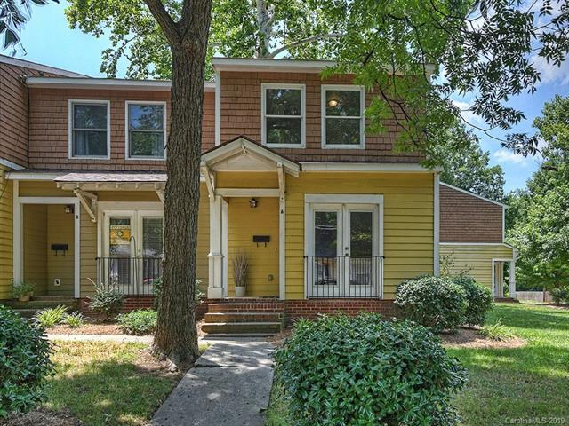1208 Piedmont Street A, Charlotte, NC 28204 (#3522301) :: Miller Realty Group