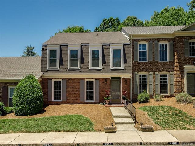 4303 Woodglen Lane #0, Charlotte, NC 28226 (#3522368) :: Charlotte Home Experts
