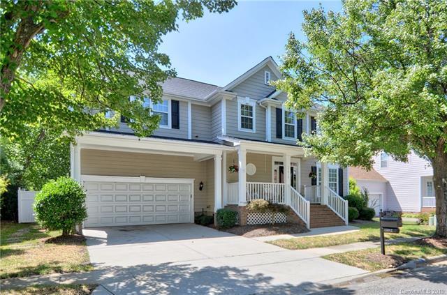 17012 Bridgeton Lane, Huntersville, NC 28078 (#3522374) :: MartinGroup Properties