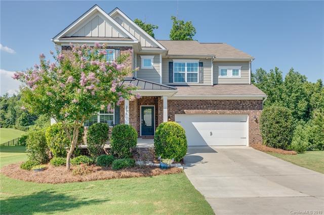 2500 Flintshire Lane, Gastonia, NC 28056 (#3522418) :: High Performance Real Estate Advisors