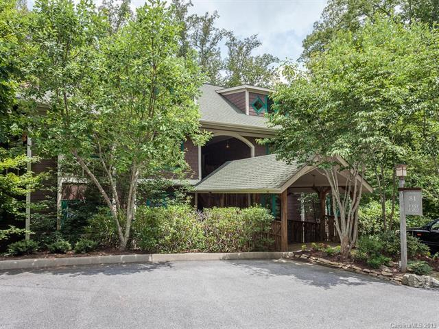 81 Creekside Way F-101, Burnsville, NC 28714 (#3522513) :: MartinGroup Properties