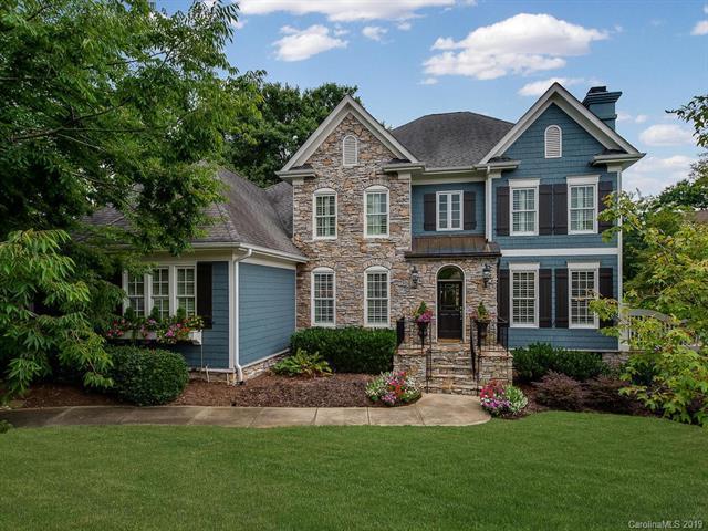7418 Stonecroft Park Drive, Charlotte, NC 28226 (#3522584) :: Besecker Homes Team