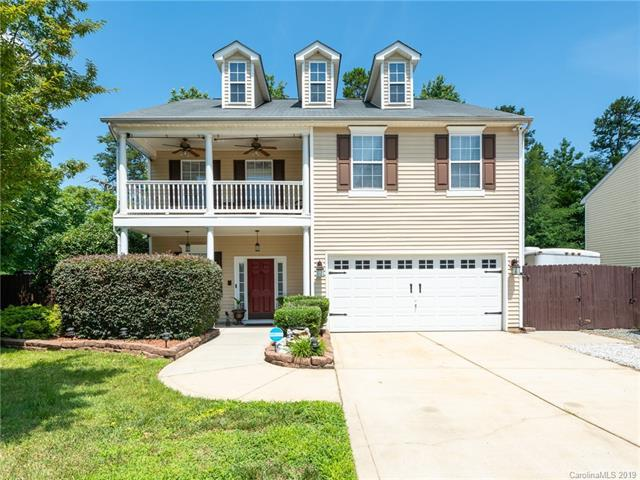 1003 Jordans Pond Lane, Charlotte, NC 28214 (#3522656) :: Homes Charlotte
