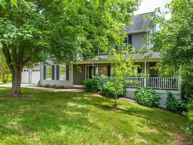 3 Hampton Drive, Weaverville, NC 28787 (#3522666) :: Rinehart Realty